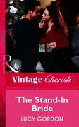 Stand-In Bride (Mills & Boon Vintage Che