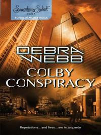 Colby Conspiracy (Mills & Boon M&B)
