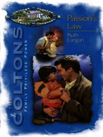 Passion's Law (Mills & Boon M&B)