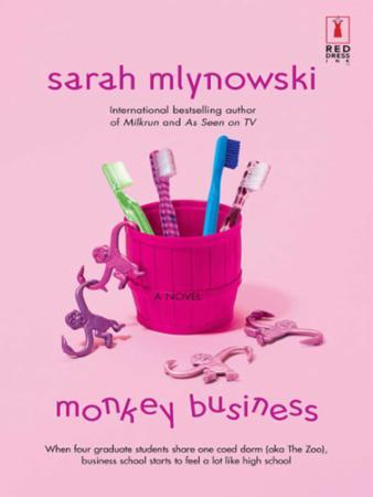 Monkey Business (Mills & Boon Silhouette