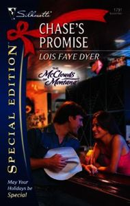 Chase's Promise (Mills & Boon Silhouette