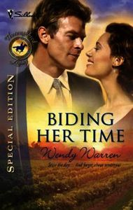 Biding Her Time (Mills & Boon Silhouette