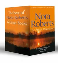 Best of Nora Roberts Books 1-6: The Art of Deception / Lessons Learned /