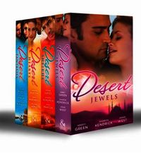 Desert Jewels Collection (Mills & Boon e