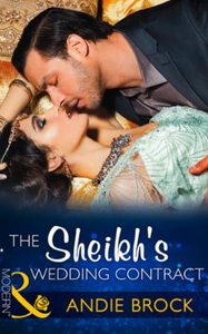 Sheikh's Wedding Contract (Mills & Boon