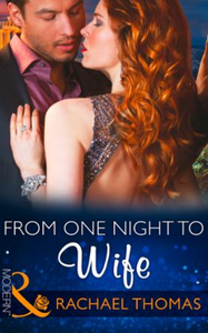 From One Night to Wife (Mills & Boon Mod