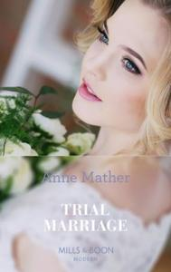 Trial Marriage (Mills & Boon Vintage Mod