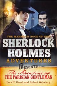 Mammoth Books presents The Adventure of