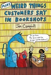 More Weird Things Customers Say in Books