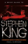 Brief Guide to Stephen King