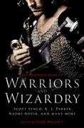 The Mammoth Book Of Warriors and Wizardr