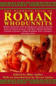 Mammoth Book of Roman Whodunnits