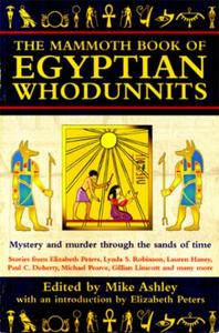 Mammoth Book of Egyptian Whodunnits