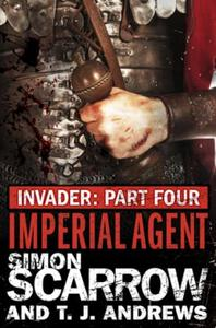 Invader: Imperial Agent (4 in the Invade