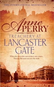 Treachery at Lancaster Gate (Thomas Pitt