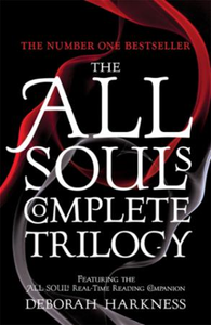 The All Souls Complete Trilogy: A Discovery of Witches is only the begin