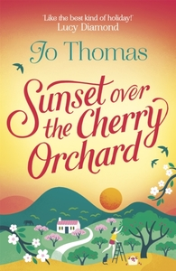Sunset over the Cherry Orchard