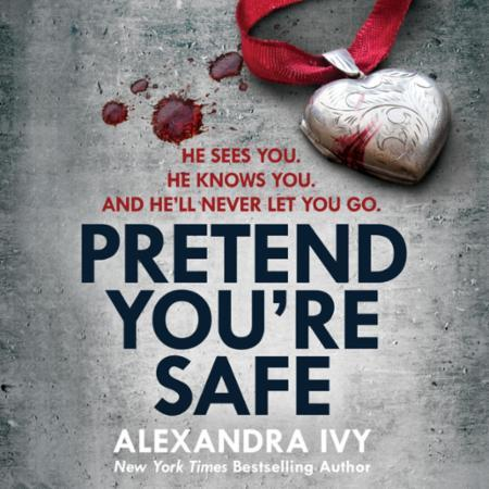 "Bilde av Pretend You""re Safe: A Gripping Thriller Of Page-turning Susp'"