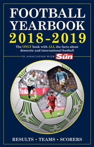 The Football Yearbook 2018-2019 in assoc