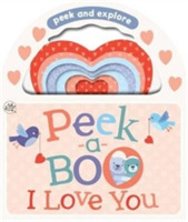 Little Learners Peek-a-Boo I Love You