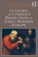 Cultures of Conflict Resolution in Early