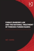 China's Banking Law and the National Tre