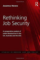 Rethinking Job Security