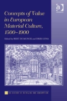 Concepts of Value in European Material C
