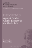 Philoponus: Against Proclus On the Etern