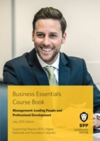 Business Essentials Management: Leading