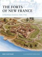 Forts of New France in Northeast America
