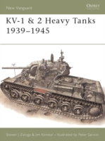 KV-1 & 2 Heavy Tanks 1939-45