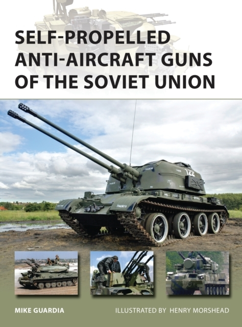 Self-Propelled Anti-Aircraft Guns of the