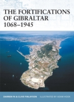Fortifications of Gibraltar 1068 1945