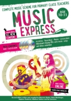 Music Express: Age 10-11 (Book + 3CDs +