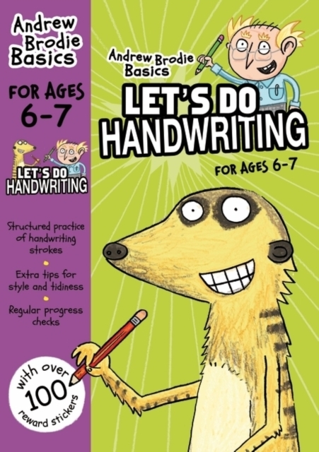 Let's do Handwriting 6-7