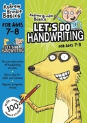 Let's do Handwriting 7-8