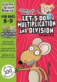 Let's do Multiplication and Division 8-9