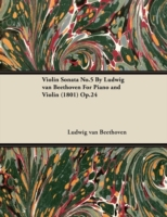 Violin Sonata No.5 By Ludwig van Beethov