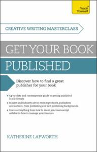 Masterclass: Get Your Book Published: Te