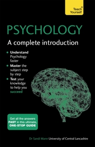 Psychology: A Complete Introduction: Tea