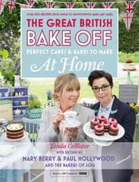 Great British Bake Off - Perfect Cakes &