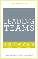 Leading Teams In A Week
