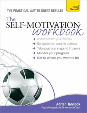 Bilde av The Self-motivation Workbook: Teach Your
