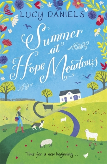 Summer at Hope Meadows: the perfect feel