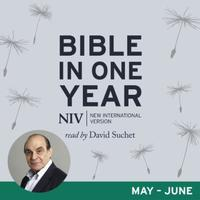 NIV Audio Bible in One Year (May-Jun): read by David Suchet