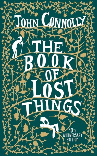 The Book of Lost Things Illustrated Edit