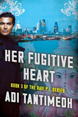 Bilde av Her Fugitive Heart: Book 3 Of The Ravi Pi Series