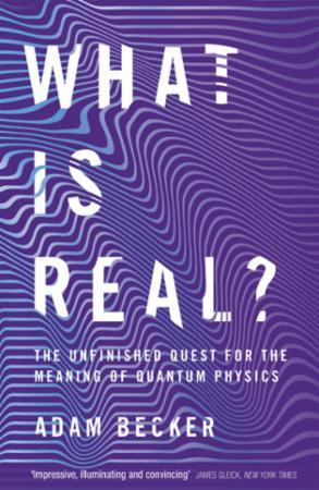Bilde av What Is Real?: The Unfinished Quest For The Meaning Of