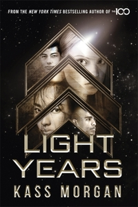 Light Years: the thrilling new novel fro